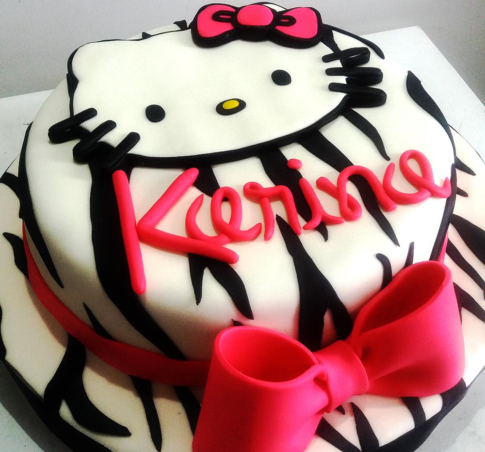 Tortas Tem 225 Ticas De Hello Kitty En Medell 237 N Regala