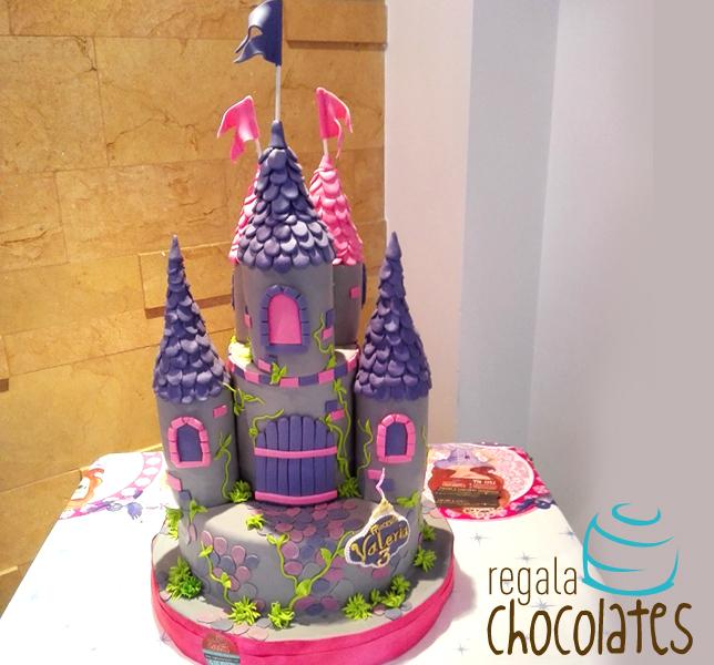 Cake Castillo